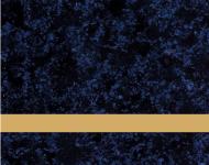 Celestial Blue / Brass