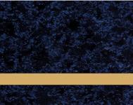 Celestial Blue / Gold