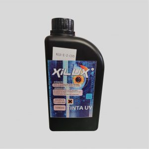 Tinta UV Flex – Ciano