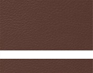Tobacco Leather Texture / White