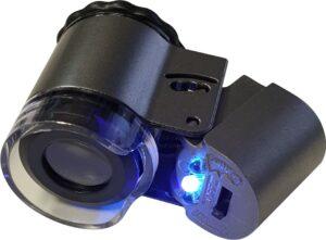Conta Fios com Luz LED e UV